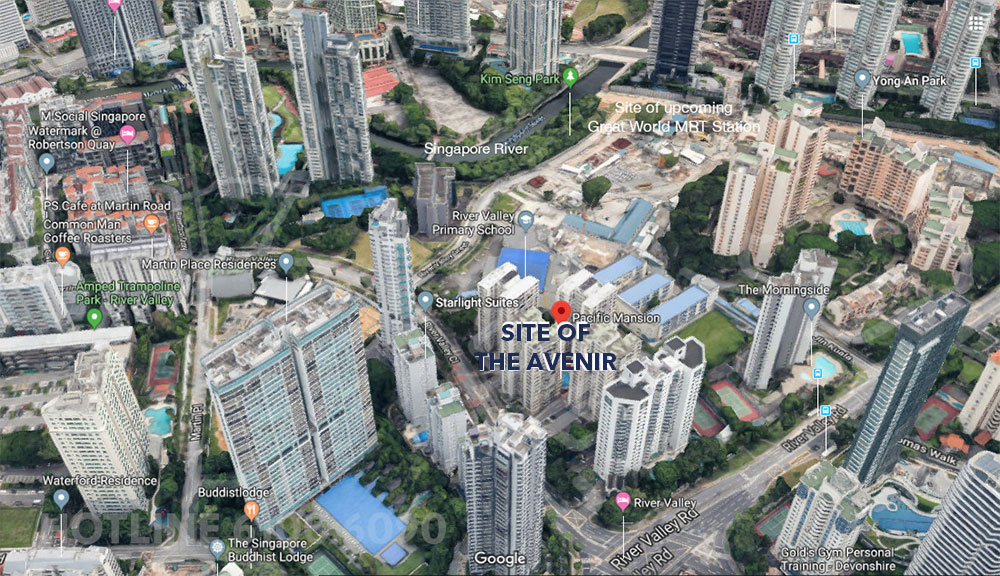 Everything you need to know about The Avenir in Singapore